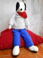 Handmade Beautiful Soft Toy DOG - BRAND NEW -