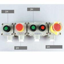 La53self Reset Explosion Proof Button Indicator Box Start Control Emergency Stop