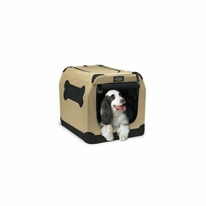 Petnation Port-A-Crate Indoor and Outdoor Home for Pets 28-Inch New