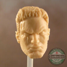 "ML187 Cable Nathan Summers AGS Custom Cast head sculpt use w/6"" Marvel Legends"