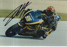 Louis Rossi mano firmado 7x5 Foto Tech 3 Moto 2 MotoGP 7.