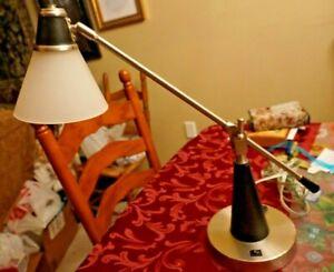 Van Teal Desk Lamp Mid Century Modern  Beautiful