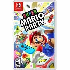 Super Mario Party - for - Nintendo Switch - Brand New - Factory Sealed