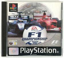 F1 CHAMPIONSHIP SEASON 2000 - VERSIONE ITALIANA - PLAY STATION 1 - PS1