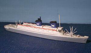 "HEIN MÜCK 1:1250 Gr. Passagierschiff "" AUSTRALIS "" HM 242"
