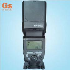 Yongnuo YN660 Flash Speedlite GN66 for Canon Nikon Olympus Pentax Panasonic