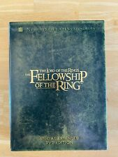 The Lord of the Rings: The Fellowship of the Ring Special Extended DVD Edition