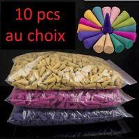 Paquet de 10 encens cône parfum au choix panachage possible