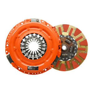 Centerforce Clutch Pressure Plate & Disc Set DF024909; Dual Friction for Chevy