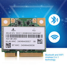 Bluetooth 4.0 WiFi Wireless Mini PCI-E Card AR5B225 802.11b/g/n For DELL ASUS