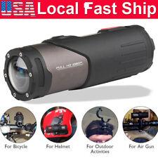Helmet Sports Action Hunting Camera Camcorder 1080P DV Gun Cam WIFI APP+Gun Clip