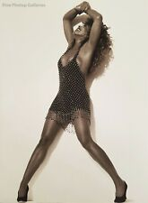 1989 Vintage TINA TURNER Singer By HERB RITTS Music Sexy Fashion Photo Art 16x20