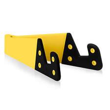 Smartphone soporte móvil Tablet mesa soporte plegable universal amarillo