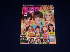 2006 MAY BOP MAGAZINE - BILLIE JOE ARMSTRONG & ZAC EFRON COVER - SP 4954