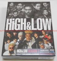 New HiGH & LOW SEASON 2 Complete Edition Blu-ray Box Japan F/S RZXD-86192