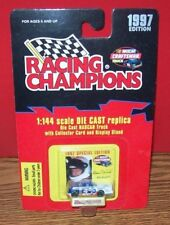 BILL ELLIOTT #4 ASE 1/144 1997 RACING CHAMPIONS MINI TRUCK