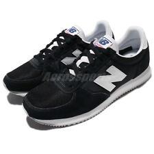 New Balance U220BK D Black Men Running Shoes Sneakers Trainers U220BKD