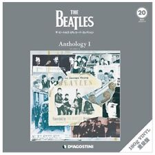 Beatles LP Record Collection Anthology 1 180g Vinyl Deagostini Japan Magazine
