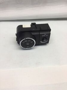 2009 Saturn Outlook Headlight Switch With Fog Lights