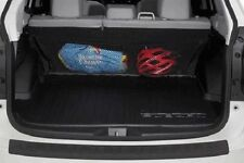 Envelope style trunk cargo net Rear Seat Back for Subaru Forester 2014 - 2018