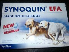Synoquin EFA Joint Supplement Large Breed Capsules x 30