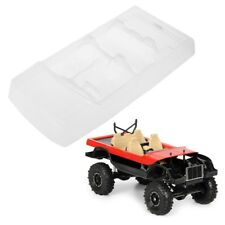 RC Cars Crawler Interior Body Shell Decor for 1/10 Axial SCX10 II 90046 90047