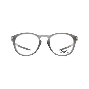 Oakley Glasses Frames Pitchman R OX8105-07 Matte Grey Smoke 50mm