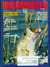 1994 Bassmaster Magazine: Topwaters That Never Grow Old/Structure Secrets for Gi