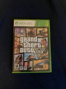 Grand Theft Auto V Xbox 360 GTA 5 - Brand New - Free Shipping!