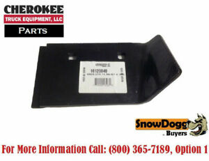 SnowDogg/Buyers Products 16120840, Steel DS Center Cutting Edge for VX-Series