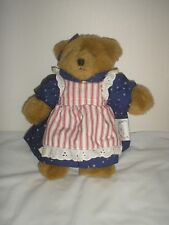 Little Miss Liberty OF BEVERLY HILLS - 1996 Classic Collectables Teddy Bear