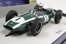 SCALEXTRIC C3658A COOPER CLIMAX JACK BRABHAM SERIAL NUMBER LIMITED 1/32 SLOT CAR