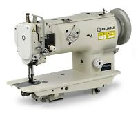 Reliable 4200SW Single Needle Walking Foot Sewing Machine w/ Stand