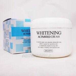 JIGOTT Whitening Activated Cream 100ml  Best Whitening Cream