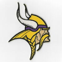 Minnesota Vikings Iron on Patches Embroidered Badge Patch Applique Sew Emblem FN