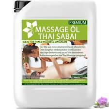 Massageöl Thai Massage Neutral 10L (Liter) mit Jojoba & Mandelöl - Hautpflege