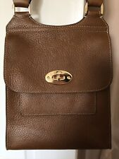 Mulberry Anthony bag In chestnut with dustbug