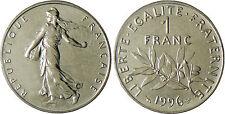1  FRANC  SEMEUSE  1996  BU  ,  FRAPPE  NORMALE    ,  SUPERBE  A  FLEUR DE COIN