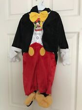 Disney Baby Mickey Mouse Halloween Costume Size 6/9M Months NEW *USA Seller* NWT