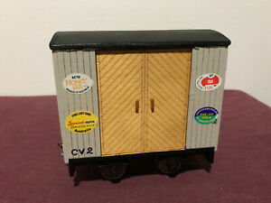 Scratch Built G scale FRUIT WAGON / BOXCAR - pre-owned