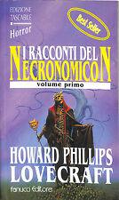 """[000] ECONOMICA TASCABILE ed. Fanucci 1995 n.  24 Lovecraft """"I racconti del Necr"""