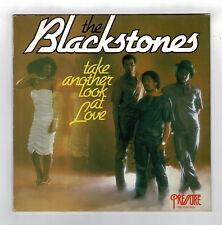 BLACKSTONES-take another look at love   pressure LP   (hear)   reggae
