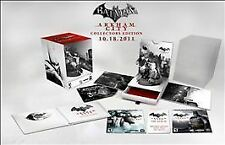 Batman Arkham City Collector's Edition (Playstation 3, 2011). Brand New