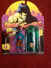 CAPCOM Street Fighter Movie Action Figure- Blanka- Manufacturing Defect Error!!