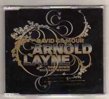 DAVID GILMOUR - ARNOLD LAYNE - BOWIE & R. WRIGHT  - CDs PROMO - RARO MINT