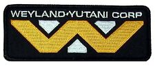 Alien - Weyland Yutani Corp - Aliens Unifom Patch Aufnäher - Movie