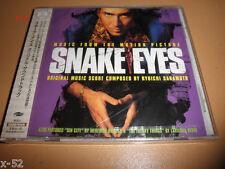 RYUICHI SAKAMOTO soundtrack SNAKE EYES cd SCORE ost JAPAN rare sin city brooks