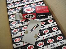 NOS 1AG4 Tubes - CBS - USA - 1960's ($8.95/ea)
