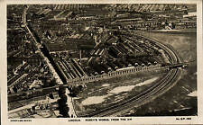 Lincoln. Robey's Works # GP.193 by Aerofilms. Factory & Railway Aerial View.