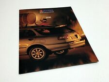 1998 Suzuki Sidekick X-90 Esteem Swift Brochure